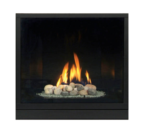 MODERN AND CONTEMPORARY FIREPLACES