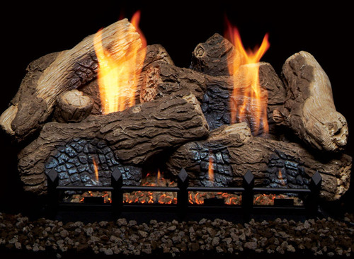 GAS LOGS FOR EXISTING FIREPLACES