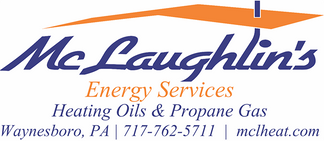 Mclaughlin's business logo